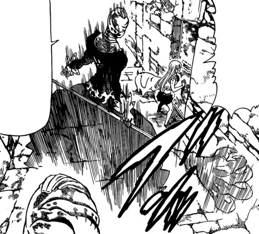 File:Holy Knight stopping Elizabeth from freeing Margaret.png