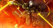 Akito Light Sword