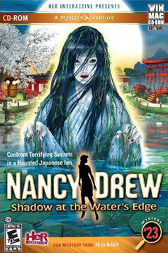 Shadow at the Water's Edge cover