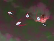 Schwalbefliegen