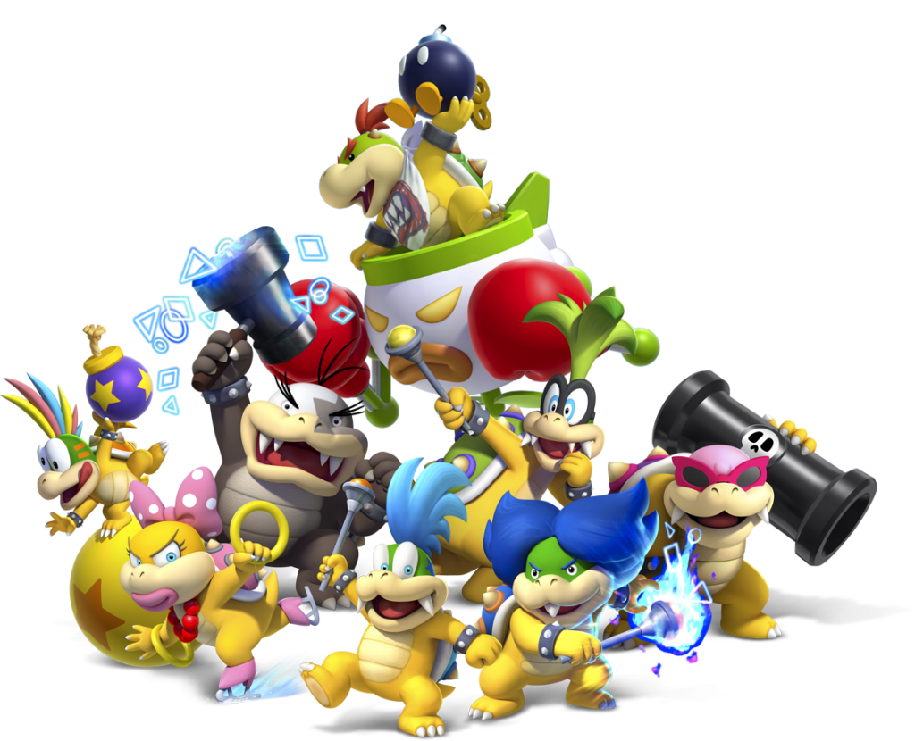 Koopalings Nanoha And The Clone Wars Wiki Fandom