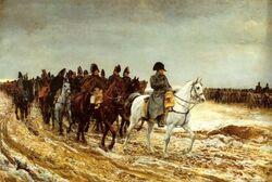 Meissonier - 1814, Campagne de France