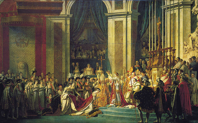 File:The Coronation of Napoleon I.jpg