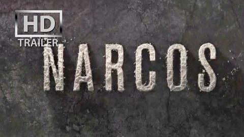 Narcos official teaser trailer (2015) Netflix