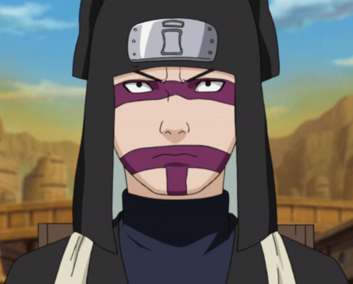 Naruto Kankuro