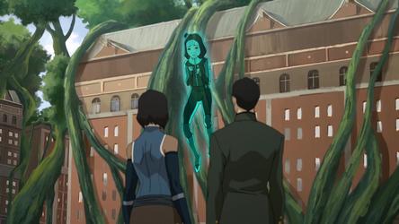 File:Korra, Mako, and Jinora's spirit projection.png
