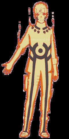 File:Naruto - Kurama Chakra Mode.png