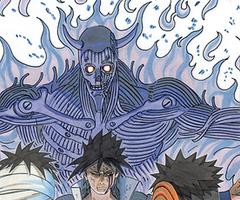 Sasuke's Incomplete Susanoo