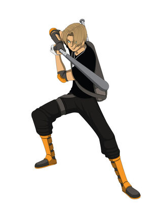 Naruto oc yamanaka isshigo bring it by jarein-d5nqaw8