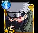 "Kakashi Hatake ""Severing Lightning"" (★5)"