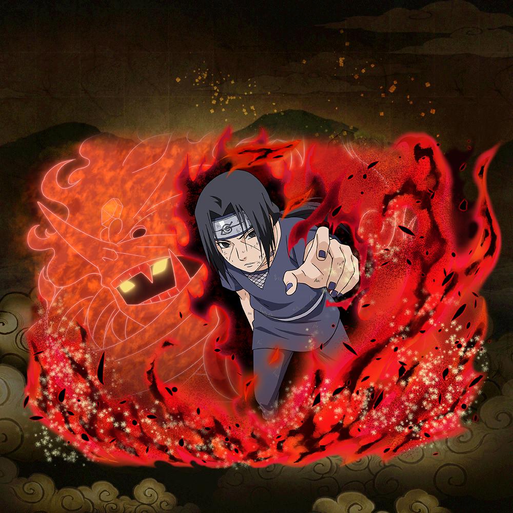 """Itachi Uchiha """"Shura's Truth"""" (★6)   Naruto Shippuden ..."""