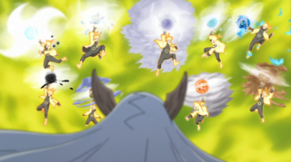 Naruto Vs Kaguya
