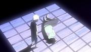 Sakumo commits suicide