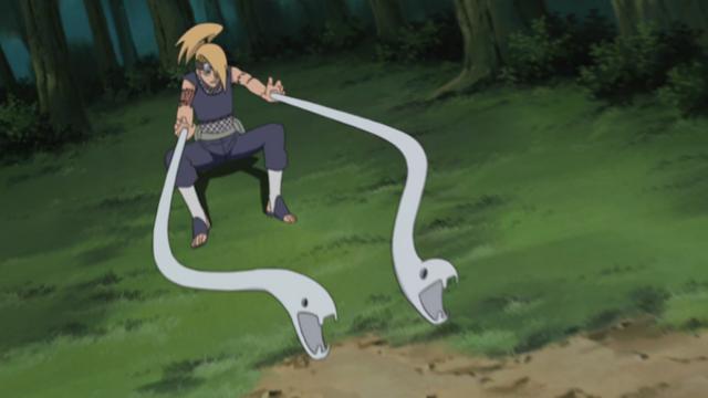 File:Deidara using Explosive Clay Snake.png
