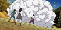 Unsealing Technique: Paper Snowstorm