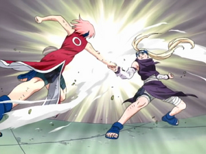 Kunoichi Rumble The Rivals Get Serious!