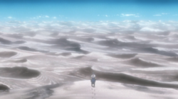 Kaguya's Desert Dimension