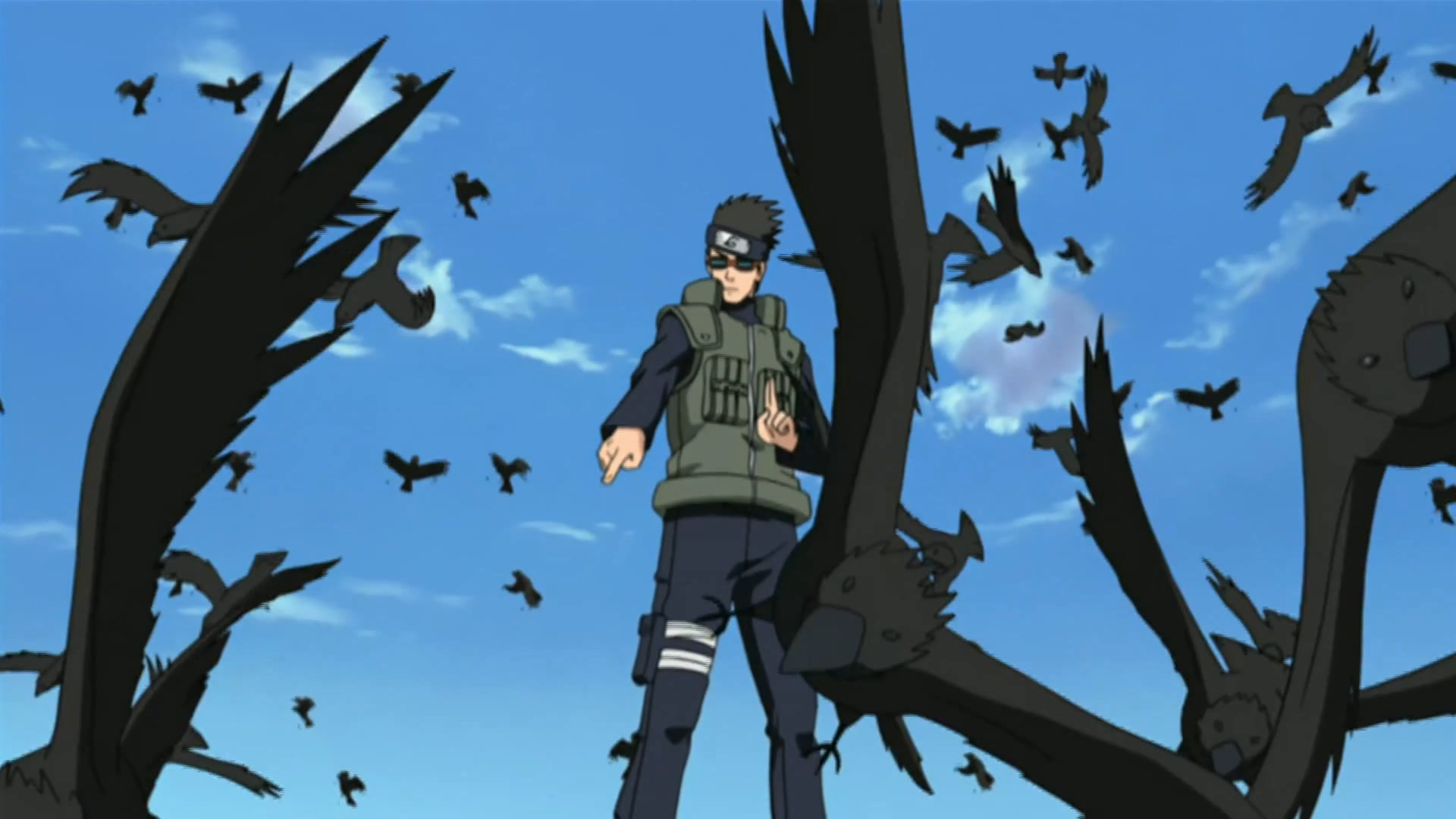 Scattering Thousand Crows Technique | Narutopedia | FANDOM ...