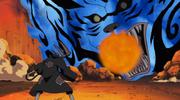 Cat Flame Roaring Fire