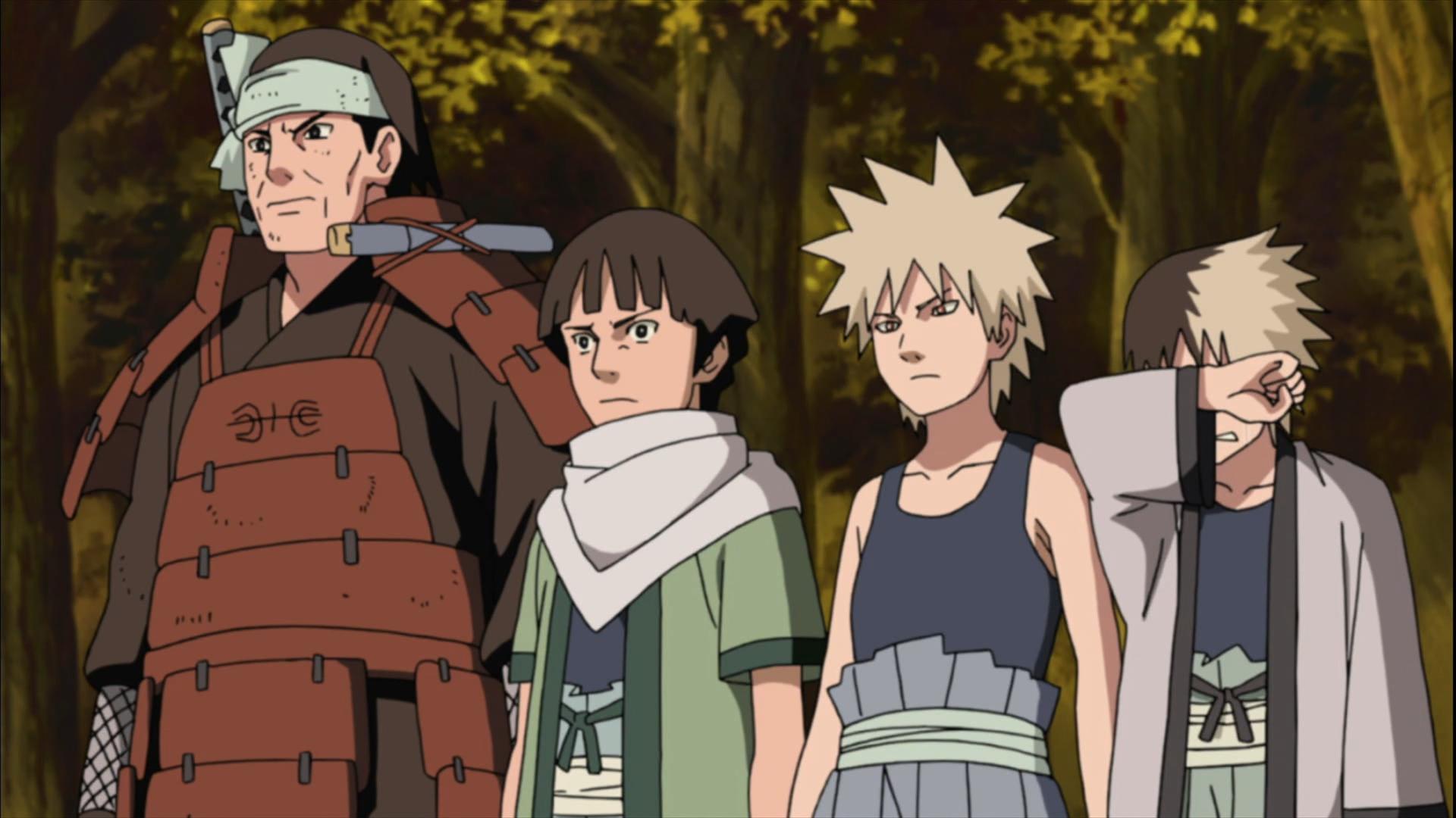 Imagem - Butsuma e seus filhos.png | Wiki Naruto | FANDOM ...