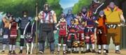 Tenro, Amagiri and Hirasaka clan