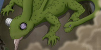 Giant Snake-Tailed Chameleon