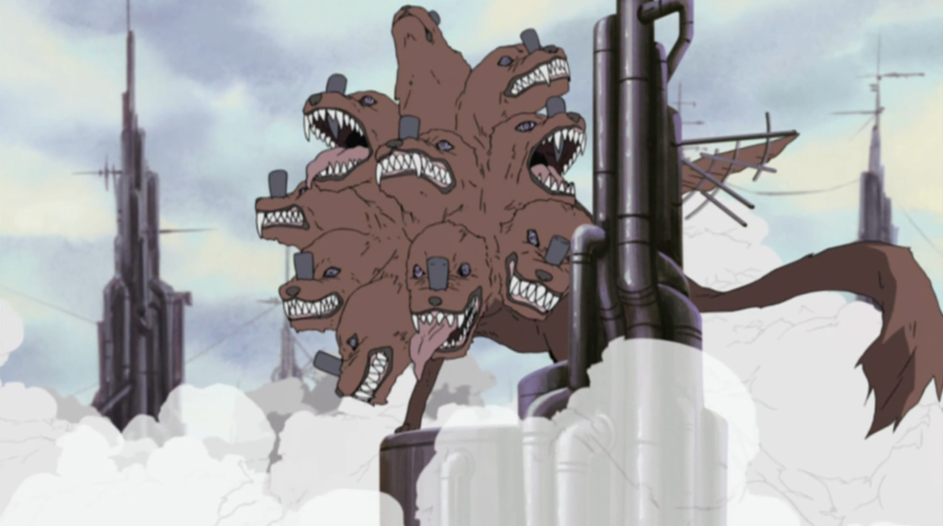 Giant Multi-Headed Dog | Narutopedia | FANDOM powered by Wikia - photo#2