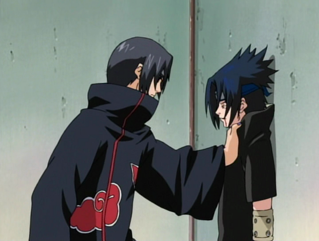 File:Itachi And Sasuke.PNG