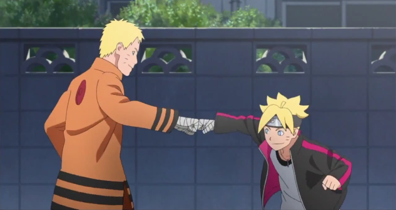 Image result for Boruto and naruto