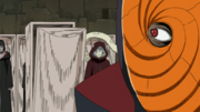 Madara forms alliance with Kabuto