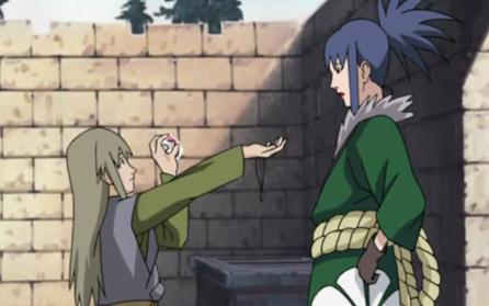 Archivo:Yukimaru le da a Guren el recuerdo de su madre.png ...