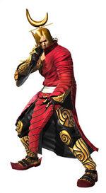 Lars Tekken 6 Kishimoto