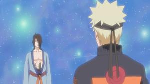 Utakata meets Naruto