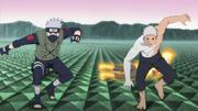 Kakashi and Obito Together