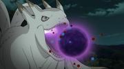 Kokuō's Tailed Beast Ball