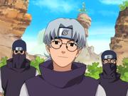 Kabuto's Genin Team