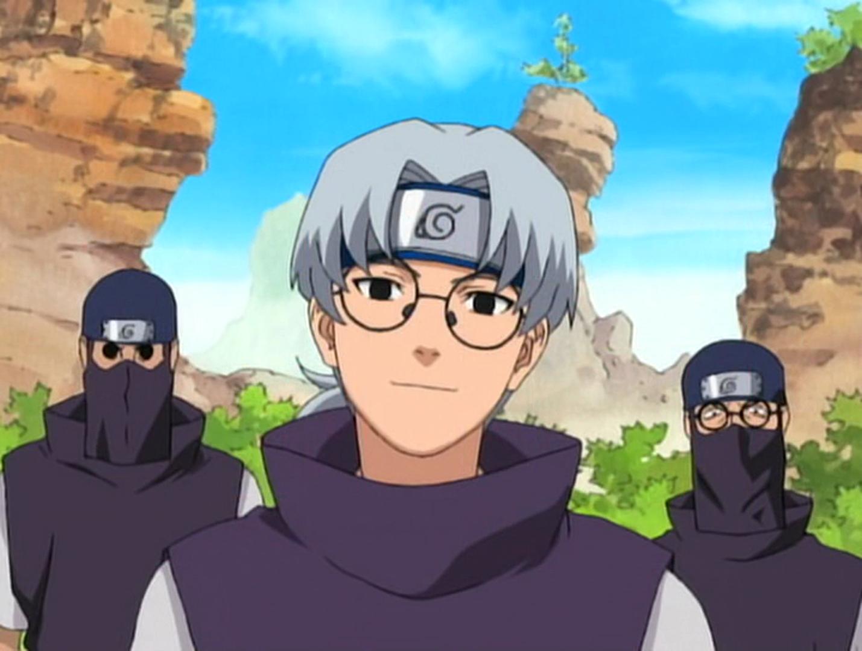 Kabuto Naruto