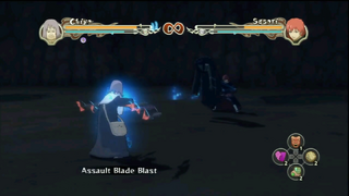 Assault Blade Blast
