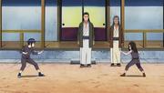 Hinata vs Hanabi