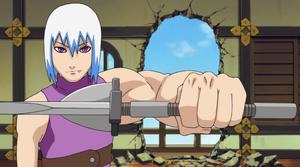 Zabuza's Blade