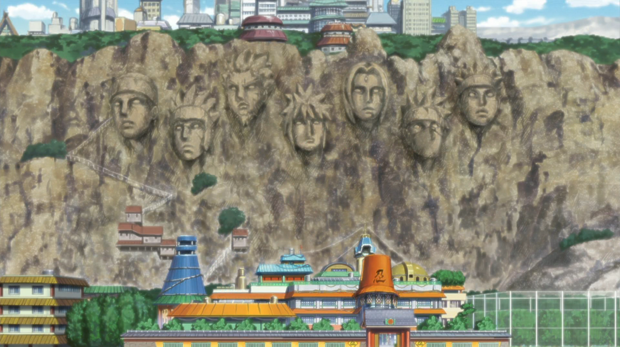 Hokage Rock | Narutopedia | FANDOM powered by Wikia