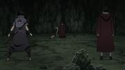 Kabuto vs Uchiha