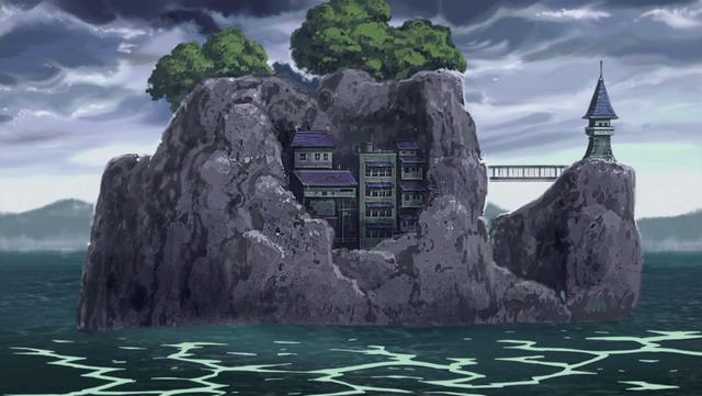 File:Orochimaru's Island Laboratory anime.png