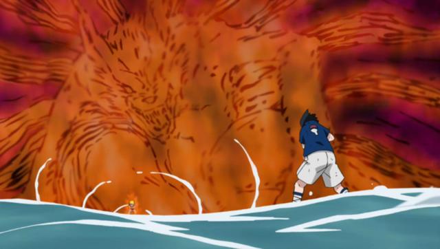 File:Kurama empowers Naruto.png