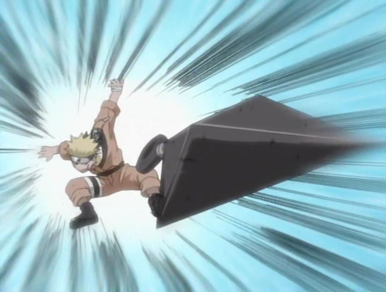 Naruto vs pain episode