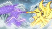 Susanoo Kurama Fist Bump Color