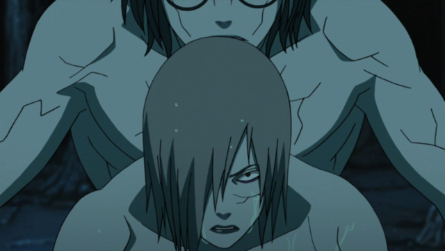 File:Kabuto using Sakon's and Ukon's powers.png