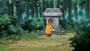 Azami at Chen's Graveyard