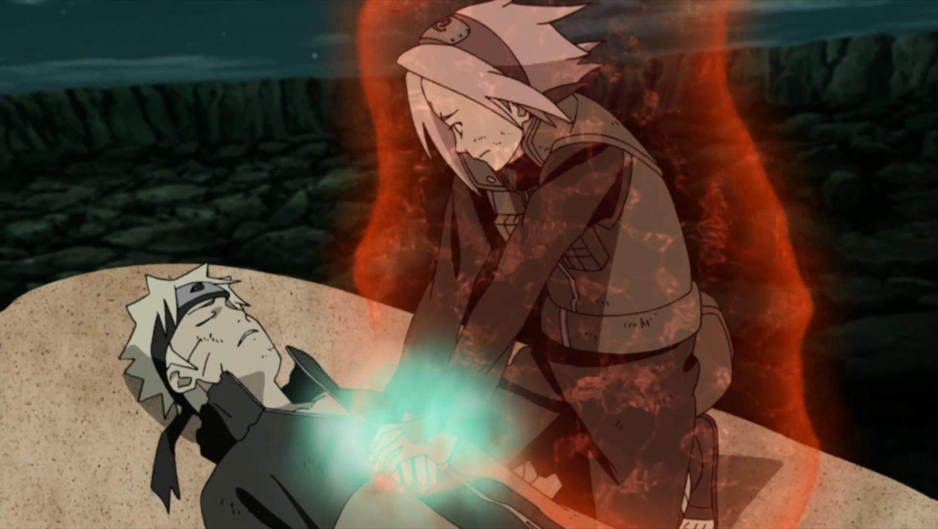 Фајл:Sakura healing critical Naruto.png