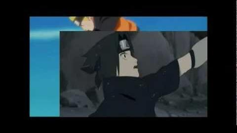 Naruto and Sasuke's 2nd Kissed